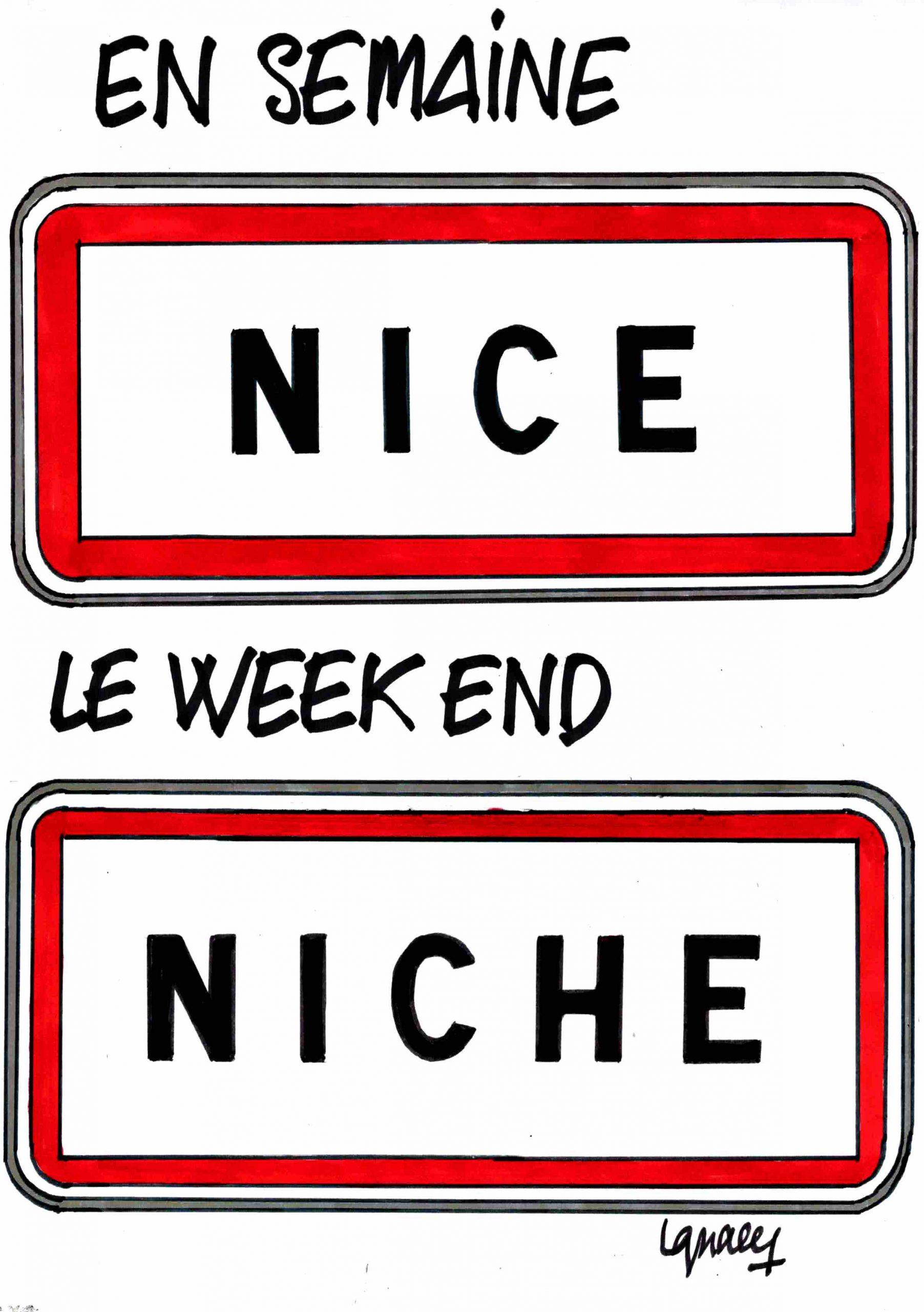 Ignace - Sept jours à Nice