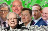 Covid et domination planétaire – Comment Bill Gates et ses amis milliardaires se sont assurés le soutien des médias
