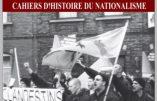 Les mouvements nationalistes en Belgique de 1950 à 2000 (Hervé Van Laethem)