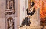 Rome sans pape. Bergoglio est là, mais pas Pierre