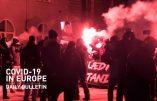 Copenhague marche contre la dictature sanitaire après la condamnation d'un opposant au confinement à deux ans de prison