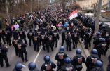Allemagne – Nouvelles violences policières à Dresde lors de la manifestation contre la dictature sanitaire
