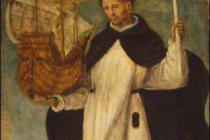 Jeudi 15 avril – De la férie – Saint Pierre Gonzalez, dit saint Elme, Dominicain (1190-1246)
