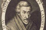 Mardi 27 avril – Saint Pierre Canisius, Confesseur et Docteur de l'Église