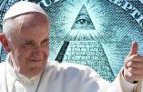 François, pape de l'église covidienne mondialiste, aux antipodes du catholicisme