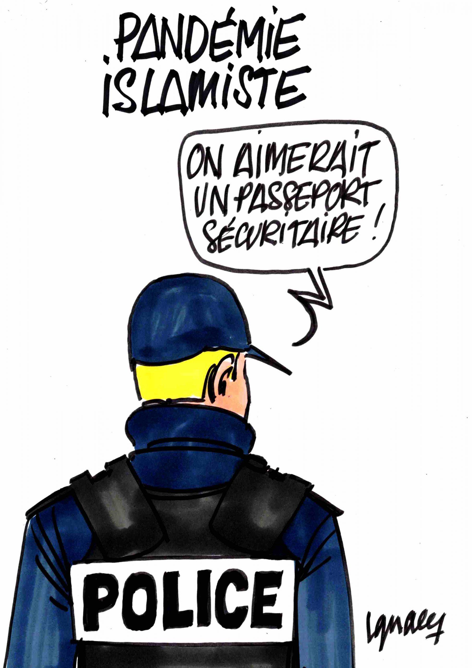 Ignace - Pandémie islamiste