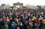 """L'Allemagne met sous surveillance les """"anti-masques"""" et """"anti-confinements"""""""