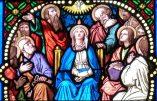 Lundi 24 mai – Lundi de Pentecôte – Notre-Dame Auxiliatrice, Secours des Chrétiens – Saint Donatien et saint Rogatien, Martyrs