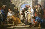 Lundi 3 mai – De la férie – Alexandre Ier, Pape – Eventius et Théodule, Martyrs – Juvénal, Evêque et confesseur – L'Invention de la sainte Croix