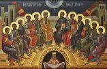 Jeudi 27 mai – Jeudi de la Pentecôte – Saint Bède le Vénérable, Confesseur et Docteur de l'Église – Saint Jean I, Pape et Martyr