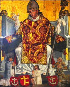 Vendredi 7 mai – Saint Stanislas, Evêque et Martyr, Patron de La Pologne