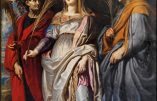 Mercredi 12 mai – Mercredi des Rogations – Saints Nérée, Achillée, Domitille (Vierge) et Pancrace, Martyrs – Sainte Imelda Lambertini, Vierge (1521-1533) – Saint Epiphane, Evêque et Docteur de l'Eglise
