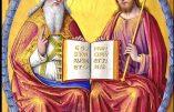 Dimanche 30 mai – I° Dimanche après la Pentecôte – Fête de la Très Sainte Trinité – Saint Félix I, Pape et Martyr – Sainte Jehanne d'Arc, Vierge et Martyre, Libératrice de la France – Saint Ferdinand III de Castille, roi d'Espagne, tertiaire capucin