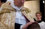 Décès de monsieur l'abbé Aulagnier, ami de Mgr Lefebvre et ancien supérieur de district de France de la FSSPX