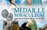 BD – La Médaille miraculeuse, les apparitions de la rue du Bac