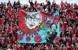 Plan-démie et Covid-1984 : Les supporters de foot bulgares ont tout compris