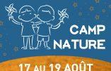 """La Compagnie de la Sainte Croix organise un camp nature pour les enfants """"extra-ordinaires"""""""