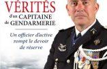 Un officier d'active de la gendarmerie rompt le devoir de réserve et s'expose