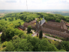 Vue aérienne de l'abbaye du Mont des Cats © Abbaye du Mont des Cats
