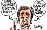 Ignace - BHL veut la France aux côtés d'Israël