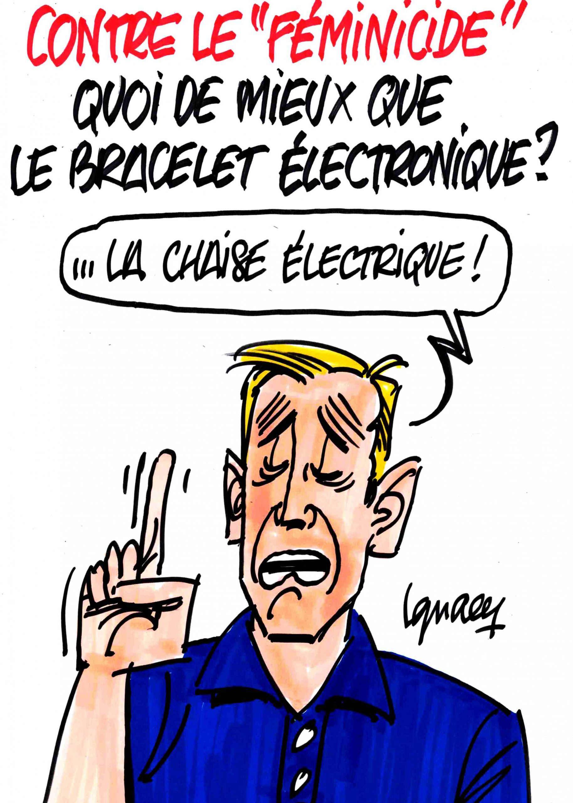 Ignace - Y a-t-il mieux que le bracelet électronique ?
