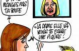Ignace - Karine Lacombe veut faire vacciner les enfants