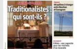 Civitas ? «Ce sont les seuls qui représentent le catholicisme en politique» (abbé Barrère, au Journal de Saône-et-Loire)