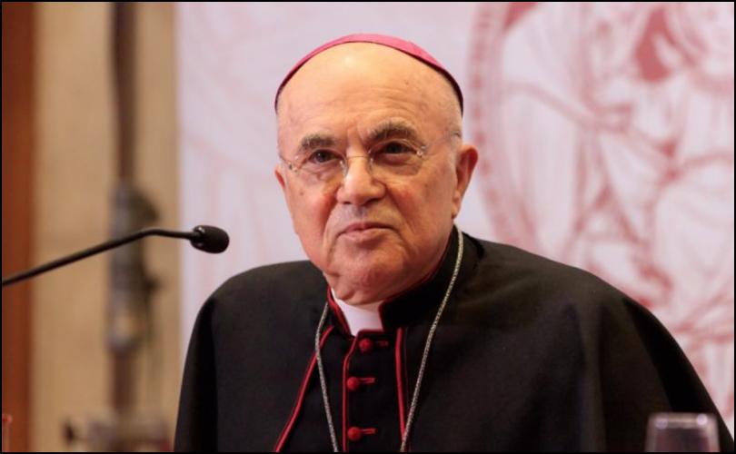 Deuxième entretien de Mgr Viganò avec Radio-Spada