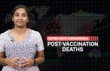 Hécatombe post-vaccinale dans le monde (Dr Gérard Delépine)