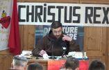 La doctrine du Christ-Roi (conférence du Père Fidèle Marie)