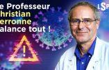 """Le Professeur Perronne au sujet de la dictature sanitaire : """"C'est du terrorisme que l'on impose aux Français"""""""