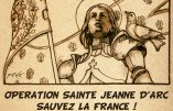 Opération Sainte Jeanne d'Arc ce 9 mai à travers la France