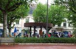 Rassemblement contre la dictature sanitaire à Villefranche-sur-Saône
