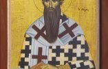 Lundi 14 juin – Saint Basile le Grand, Évêque, Confesseur et Docteur de l'Église