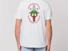 T-shirts et bijoux vendus au profit de l'Association Catholique des Infirmières et Médecins (ACIM) et de sa mission Rosa Mystica