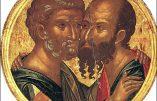 Lundi 28 juin – Vigile des saints Apôtres Pierre et Paul – Saint Irénée, Évêque et Martyr