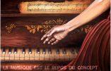La musique est le repos du concept