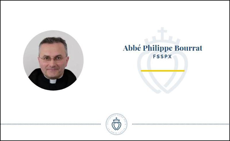 Le nouveau voleur chinois, par M. l'abbé Philippe BOURRAT, directeur de l'enseignement de la FSSPX