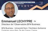 Il faut virer Emmanuel Lechypre des plateaux TV ! Ce fou furieux voudrait que la police soit utilisée pour imposer le vaccin expérimental anti-Covid à tous