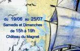 L'histoire de la Marine en peintures – Exposition de Jehanne Petiau à Mers sur Indre du 19 juin au 25 juillet 2021