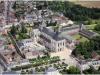 Vue aérienne de l'abbaye de Fleury © Abbaye de Fleury