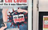 Tous les yeux sur la Suisse : le 13 juin 2021, c'est référendum contre la dictature sanitaire