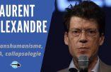 Le monde transhumaniste de demain, selon Laurent Alexandre