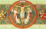 Jeudi 1er juillet – Fête du Très Précieux Sang de Notre-Seigneur Jésus-Christ