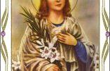 Mardi 6 juillet – De la férie – Sainte Maria Goretti, Vierge et martyre