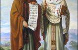 Mercredi 7 juillet – Saints Cyrille et Méthode, Évêques et Confesseurs