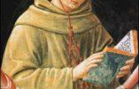 Mercredi 14 juillet – Saint Bonaventure, Evêque, Confesseur et Docteur, 1er Ordre capucin