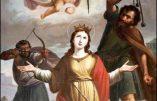 Samedi 24 juillet – De la Saine Vierge au samedi – Sainte Christine, Vierge et Martyre