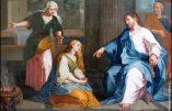 Jeudi 29 juillet – Sainte Marthe, Vierge – Saint Félix II, Pape, Saints Simplice, Faustin et Béatrice, Martyrs