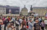 Bordeaux manifeste contre la dictature sanitaire et la vaccination obligatoire